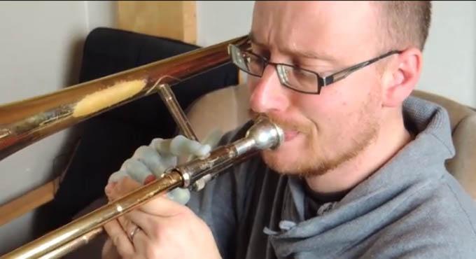 aide trombone